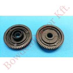 BMW X3, BMW X5,  Bmw X6 osztómű állító motor, stellmotor fogaskerék (B)