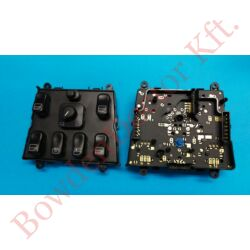 Mercedes ML-320,ML-430,ML-500 ablakemelő kapcsoló panel  (új)