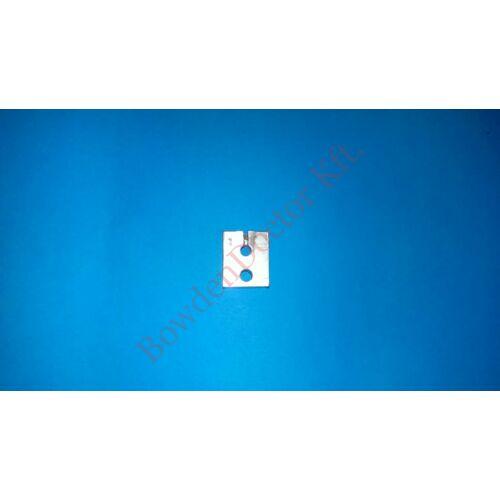 Citroen Pluriel C3 Hátsó fém csúszka