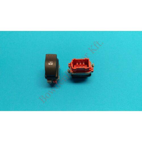 Renault Master kapcsoló piros hátuljú (Új)